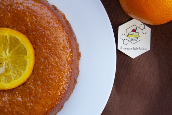 Ricetta dell'Orange cake